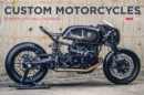 Bike Exif Custom Motorcycle Calendar 2017 - Book