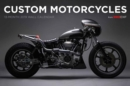 Custom Motorcycle Bike EXIF Calendar 2019 - Book