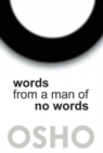 Words from a Man of No Words - Book