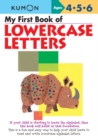 My First Book of Lowercase Letters - Book