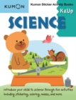 Science K & Up: Sticker Activity Book - Book