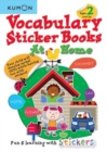 Vocabulary Sticker Books: At Home - Book