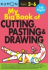 My Big Book of Cutting, Pasting & Drawing - Book