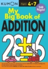 My Big Book of Addition - Book