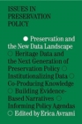 Preservation and the New Data Landscape - Book