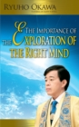 The Importance of the Exploration of the Right Mind - eBook