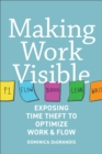 Making Work Visible : Exposing Time Theft to Optimize Work & Flow - eBook