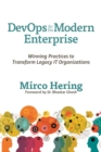 DevOps for the Modern Enterprise - Book