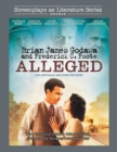 Alleged : An Historical Drama Movie Script About the Scopes Monkey Trial - Book