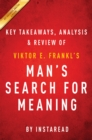 Guide to Viktor E. Frankl's Man's Search for Meaning by Instaread - eBook