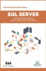 SQL Server Interview Questions You'll Most Likely Be Asked - eBook