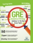 GRE Analytical Writing: Solutions to the Real Essay Topics - Book 2 - eBook