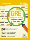 GRE Analytical Writing: Solutions to the Real Essay Topics - Book 1 - eBook