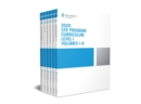 CFA Program Curriculum 2020 Level I Volumes 1-6 Box Set - Book