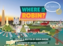 Where Is Robin? San Francisco - Book