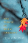 The Temple of Warm Harmony - Book