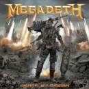 Megadeth Death by Design Hardcover - Book