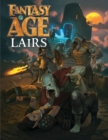 Fantasy AGE Lairs - Book