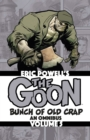 The Goon: Bunch of Old Crap Volume 5: An Omnibus - Book