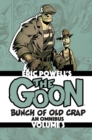 The Goon: Bunch of Old Crap Volume 3: An Omnibus - Book