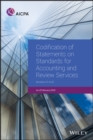 Codification of Statements on Standards for Accounting and Review Services, Numbers 21 - 25 - Book