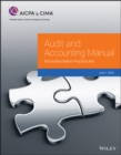 Audit and Accounting Manual : Nonauthoritative Practice Aid 2020 - Book