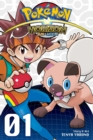 Pokemon Horizon: Sun & Moon, Vol. 1 - Book