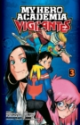 My Hero Academia: Vigilantes, Vol. 3 - Book