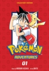 Pokemon Adventures Collector's Edition, Vol. 1 - Book