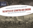 The Battles of Lexington and Concord - eAudiobook