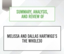 Summary, Analysis, and Review of Melissa and Dallas Hartwigs's The Whole30 - eAudiobook