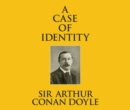 A Case of Identity - eAudiobook