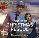 Lone Star Christmas Rescue - eAudiobook