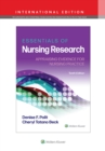Essentials of Nursing Research - Book