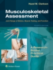Musculoskeletal Assessment : Joint Range of Motion, Muscle Testing, and Function - eBook