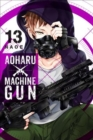 Aoharu X Machinegun, Vol. 13 - Book