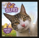 Cat Selfies 2020 Square Wall Calendar - Book