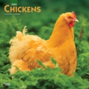 Chickens 2020 Square Wall Calendar - Book