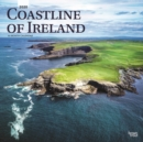 Coastline of Ireland 2020 Square Wall Calendar - Book