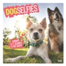 Dog Selfies 2020 Square Wall Calendar - Book