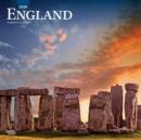 England 2020 Square Wall Calendar - Book