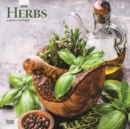 Herbs 2020 Square Wall Calendar - Book