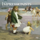 Impressionists 2020 Square Wall Calendar - Book