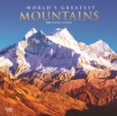 Mountains, World's Greatest 2020 Square Wall Calendar - Book