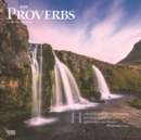 Proverbs 2020 Square Wall Calendar - Book