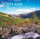 Scotland 2020 Square Calendar - Book