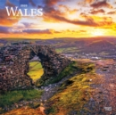 Wales 2020 Square Wall Calendar - Book
