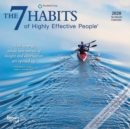 7 Habits of Highly Effective People, the 2020 Mini Wall Calendar - Book