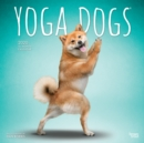 Yoga Dogs 2020 Square Wall Calendar - Book