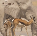 Africa 2020 Square Wall Calendar - Book